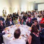 cena de gala en el Instante Fundación durante la Subasta de Tiempo